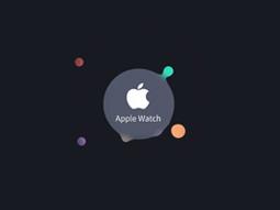 蘋果手表 幻燈片制作作品