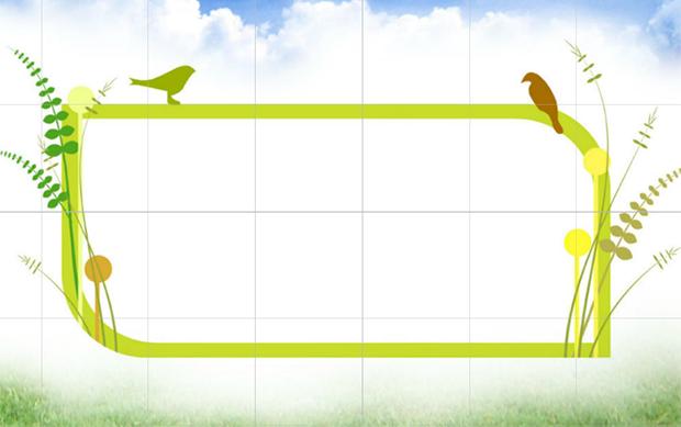 ppt 背景 背景图片 边框 模板 设计 素材 相框 620_389