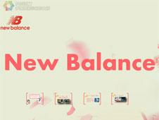 《New Balance 流行背后的秘密》幻灯片